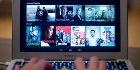 Seite der Videostreaming-Dienstes Netflix: Video-on-Demand legt rasant zu.