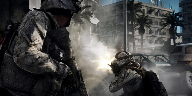 "Screenshot aus ""Battlefield 3"""