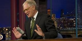 US-Talkmaster David Letterman