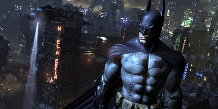 "Screenshot aus ""Batman: Arkham City"""