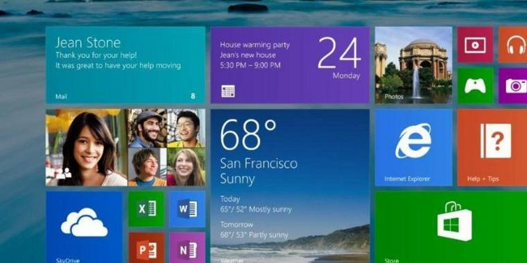 Windows 8.1 - die Rückkehr des Start-Buttons.