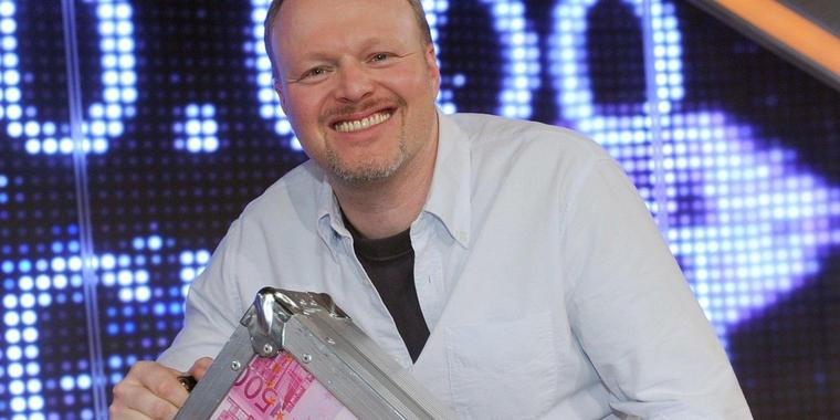 Entertainer Stefan Raab