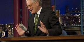 US-Talkmaster David Letterman.