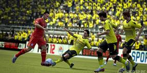 "Screenshot aus ""Fifa 12"""