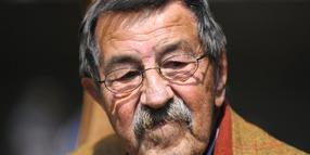 In Klinik: Günter Grass