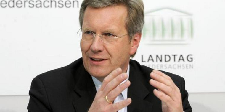 Niedersachsens Ministerpräsident Christian Wulff (CDU) am Donnerstag in Hannover.