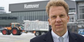 Hannovers Flughafen-Chef Raoul Hille