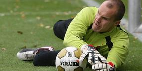 Nationaltorwart Robert Enke