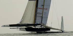 Das Team BMW Oracle Racing
