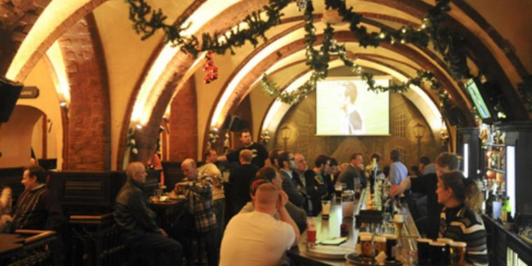 """Der englische Pub """"Jack the Rippers"""" in Hannover-Mitte hat Flair"""