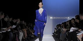 Glanz und Glamour auf der New York Fashion Week.