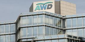 AWD-Zentrale in Hannover.