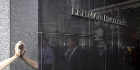 Der Lehman-Brothers-Hauptsitz in New York.