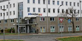 Das Jobcenter in Güstrow.