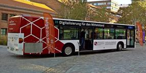 Der Roadshow-Bus