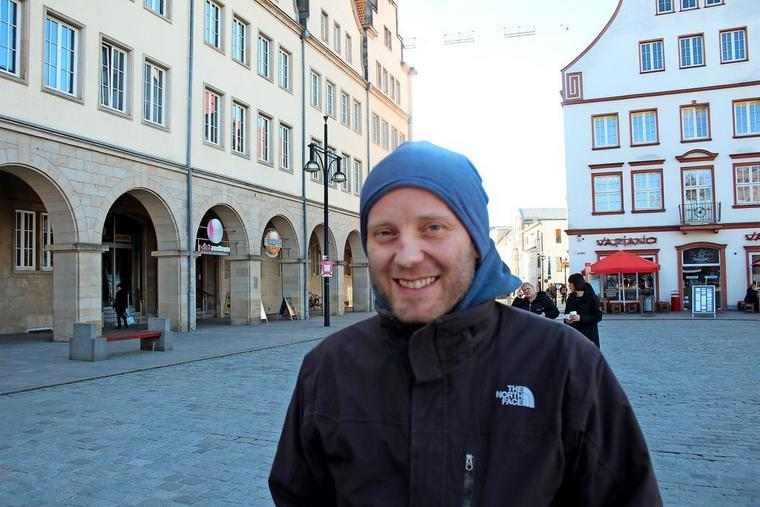 Henry Jungblut, Software-Berater (39)