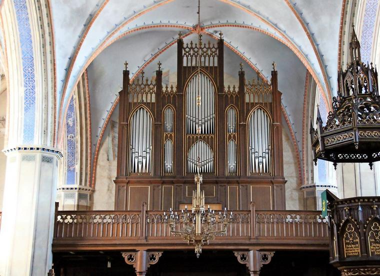 Orgel in Tribsees