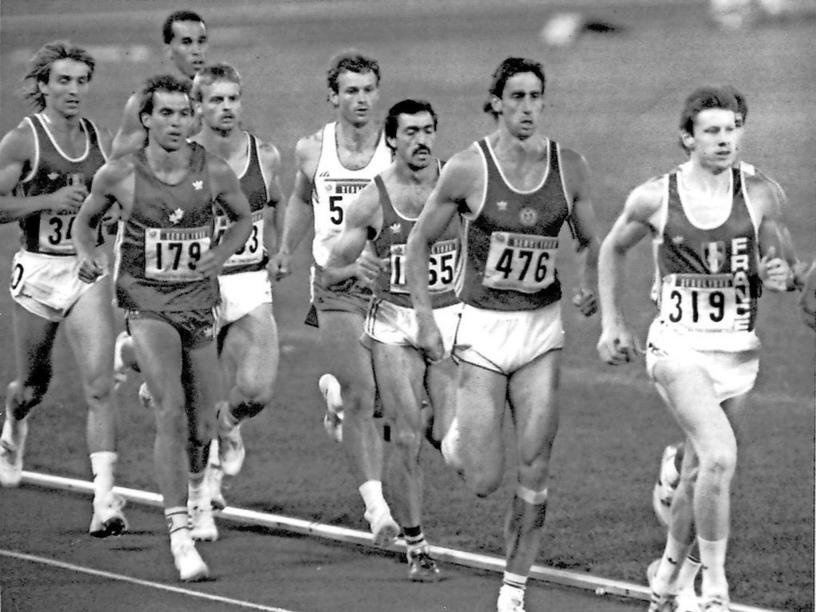 29. September 1988: Christian Schenk (Nr. 476) wird Olympia-Sieger in Seoul.