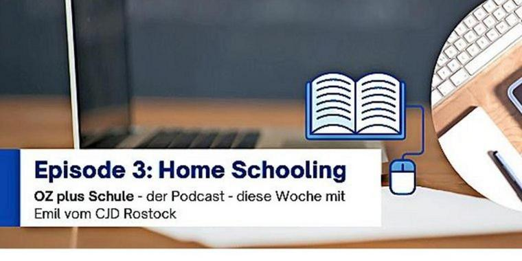 OZ-Podcast zum Thema Homeschooling