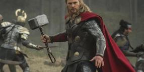 Chris Hemsworth in «Thor 2 - The Dark Kingdom». Foto: Jay Maidment/Marvel