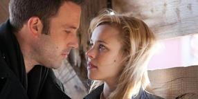 "Neil (Ben Affleck) und Jane (Rachel McAdams) in einer Szene des Kinofilms ""To The Wonder"". Foto: Mary Cybulski/StudioCanal"