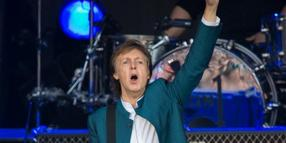 Immer noch unterwegs: Paul McCartney 2016 in Berlin.