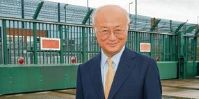 Yukiya Amano, Chef der Internationalen Atomenergiebehörde