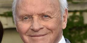 """Sir Anthony Hopkins bei der US-Premiere des Films """"Transformers: The Last Knight""""."""