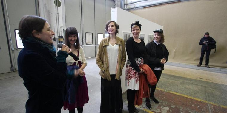 Young Professionals beim Fotofestival in Zingst