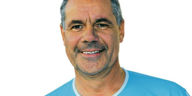 Pastow-Trainer Andreas Seering (53).