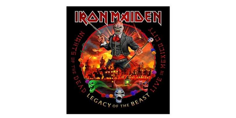 Iron Maiden – Legacy of the Beast