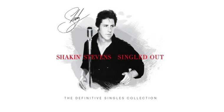 Shakin' Stevens - Singled out