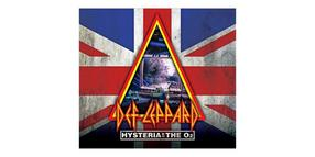 """Def Leppard - """"Hysteria at the O2"""""""
