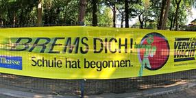 Brems Dich! Schulanfang!