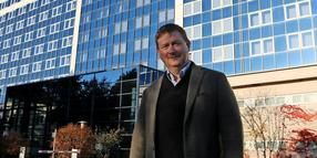Tim Dornbusch, Inhaber des Hotels Baltic in Zinnowitz: