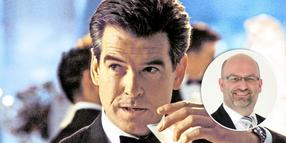 "Pierce Brosnan im Film ""James Bond 007 – Stirb an einem anderen Tag""."