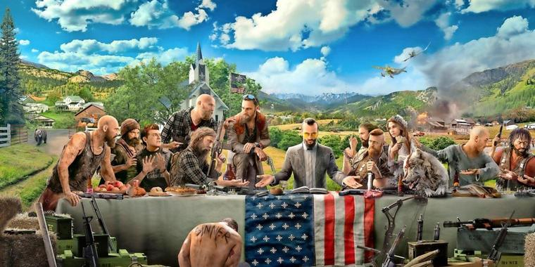 """Far Cry 5"" von Ubisoft."