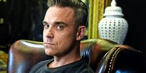 Robbie Williams Ende September 2016 in Berlin.