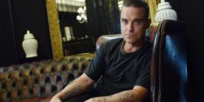 Mit neuem Album: Robbie Williams.