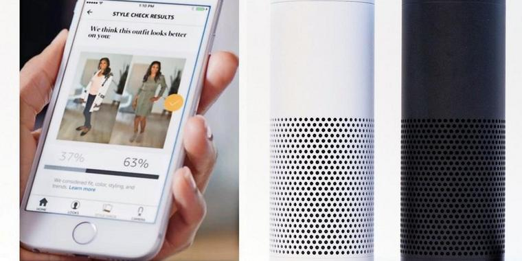 "Elektronischer Styleberater – mit Haken: Amazon ""Echo Look""."
