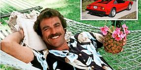 "Kult: Tom Selleck alias Thomas Magnum in der 80er-Jahre-TV-Serie ""Magnum""."