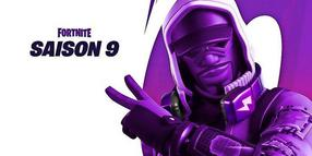 Fortnite Season 9 startet am 9. Mai 2019.
