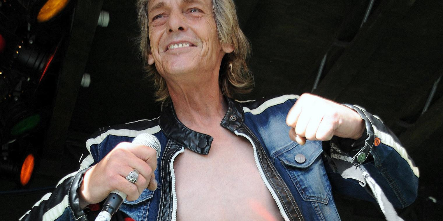 Eddie & the Hot Rods-Sänger Barrie Masters ist tot.