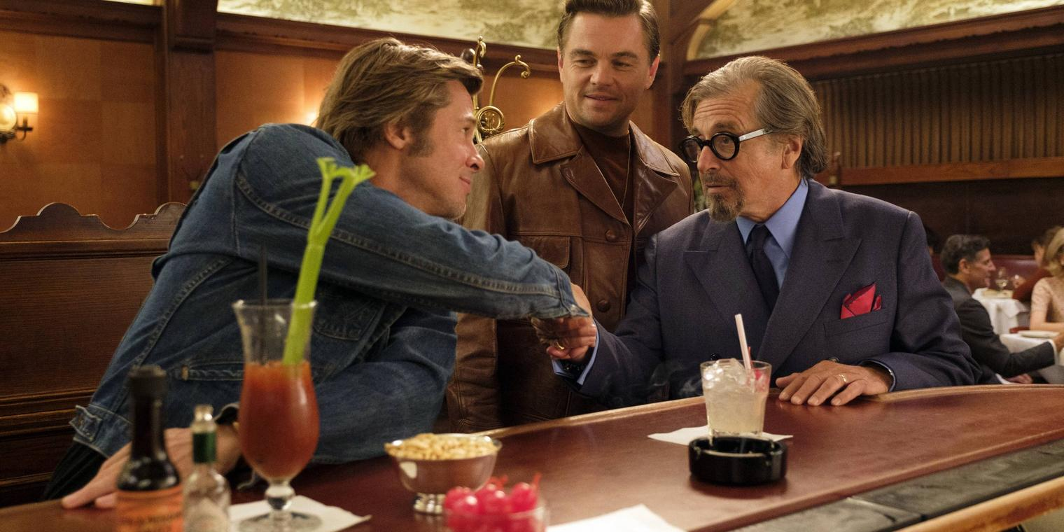"""Szene aus """"Once Upon a Time ... in Hollywood""""."""