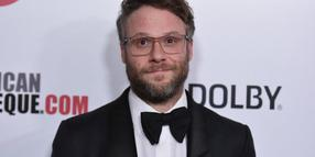 Seth Rogen im November 2019 in Beverly Hills.