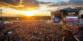 "Das ""Rock am Ring""-Festival 2019."