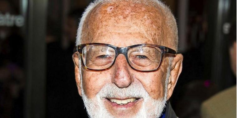 Joe Masteroff im September 2015 bei einer Premiere am Broadway.