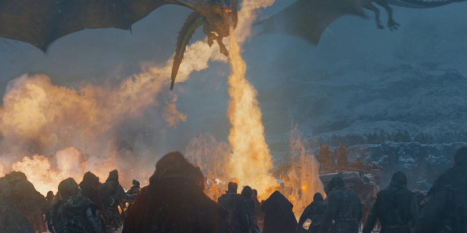 """Game of Thrones"" bekommt ein Spin-off namens ""House of the Dragon""."