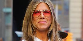 TV-Star Jennifer Aniston.