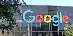 Die Google-Zentrale in Mountain View